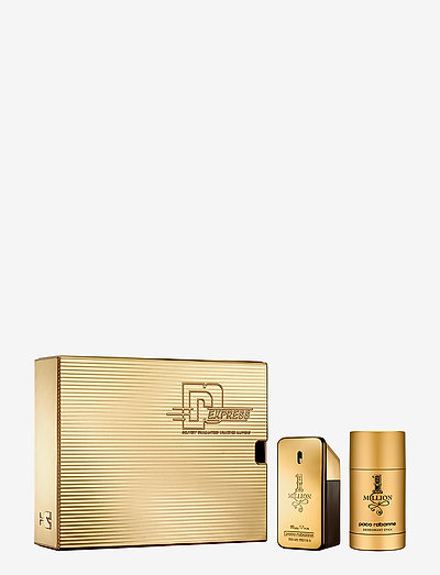 ONE MILLION EDT 50ML/DEO STICK 75ML - NO COLOR