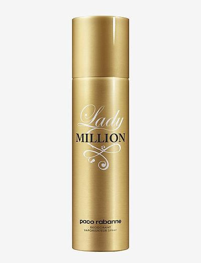 LADY MILLION DEODORANTSPRAY - deo spray - no color