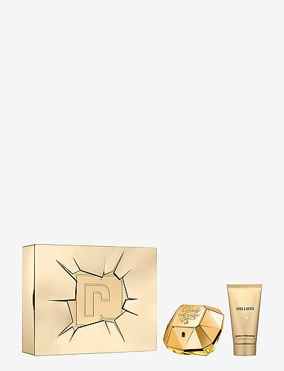 LADY MILLION EDP 50ML/BL 75ML - parfumesæt - no color