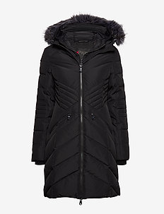 PA ZOTIQUE FAUX FUR - BLACK