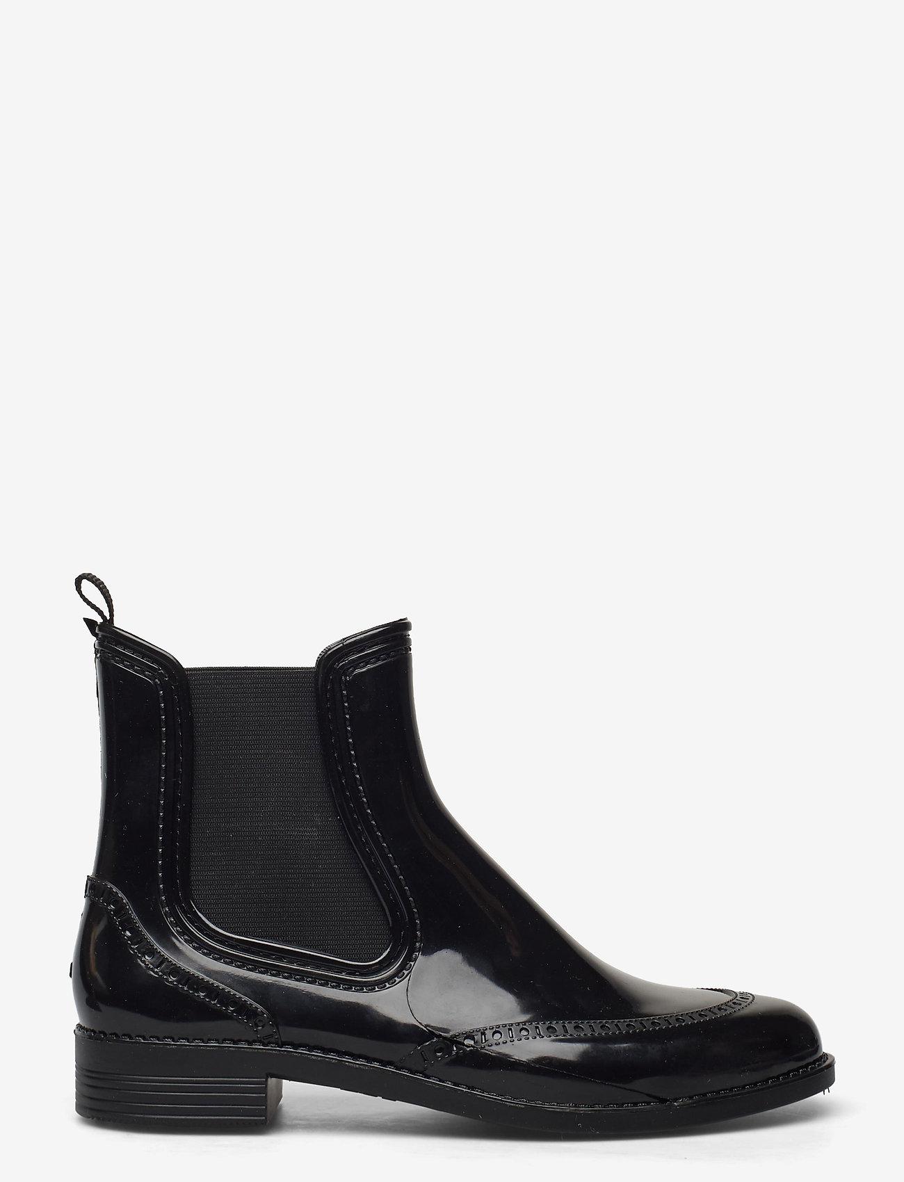 Paliutis - CHELSEA style rainboots - bottes de pluie - black - 1