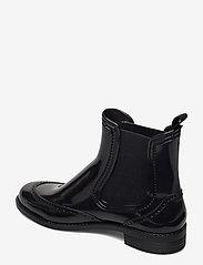 Paliutis - CHELSEA style rainboots - kalosze - black - 2