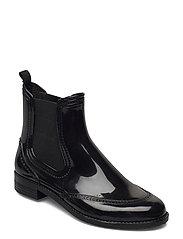 CHELSEA style rainboots - BLACK