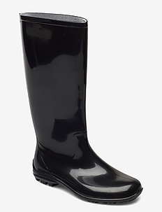 ELEGANT rainboots - regnstövlar - black