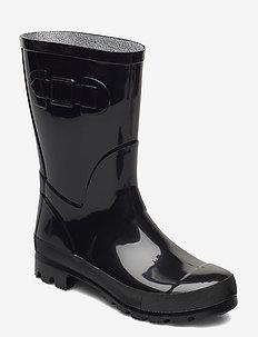 COMFORT rainboots - regenlaarzen - black