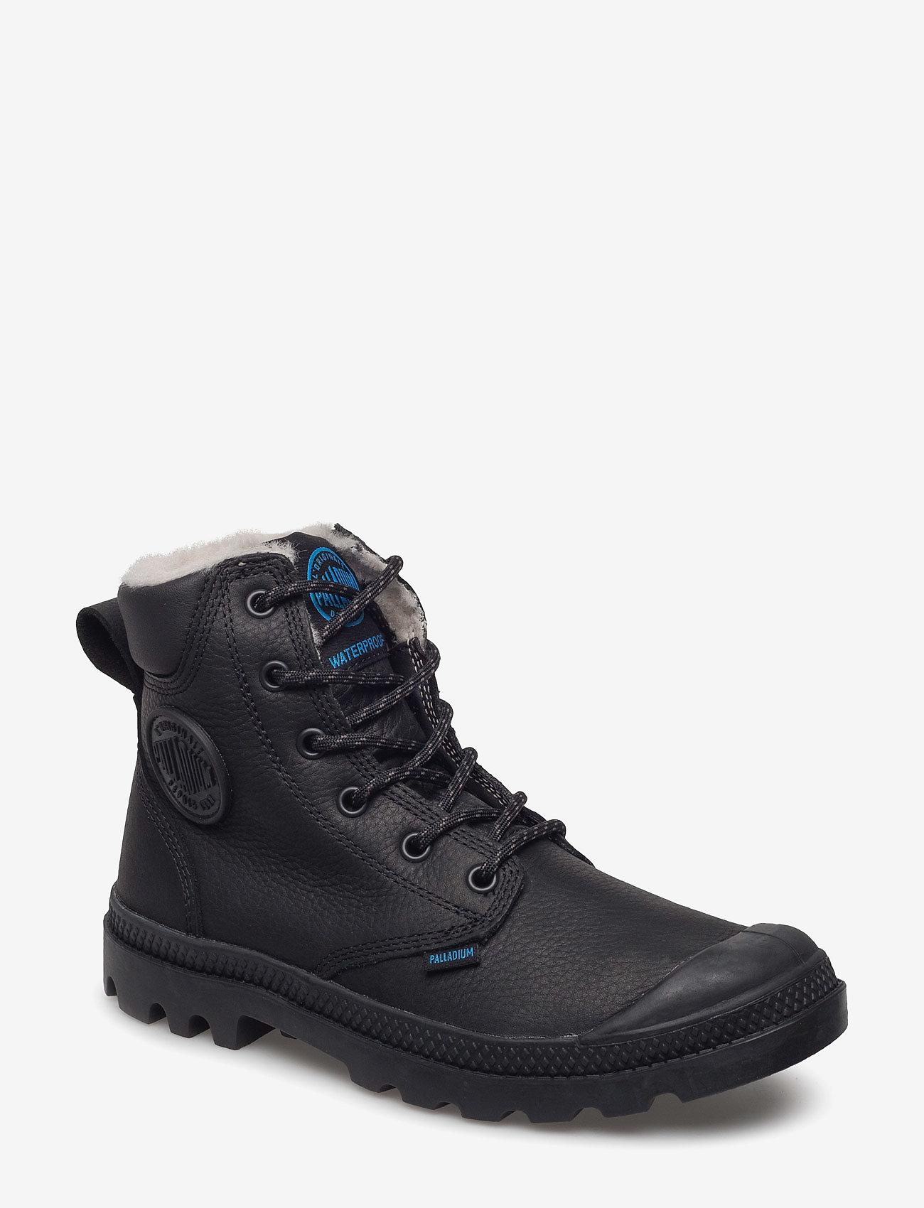 Palladium - Pampa Sport Cuff WPS - vinterstøvler - black - 1