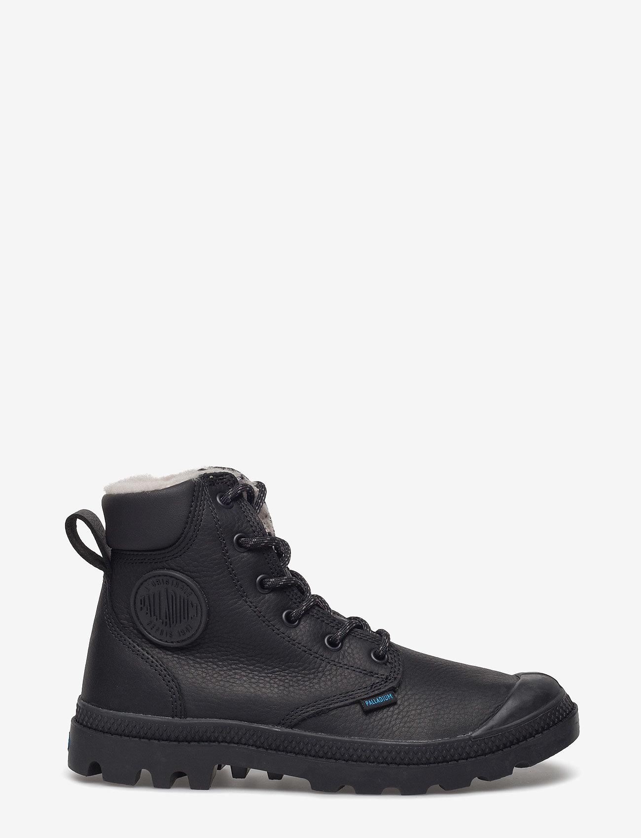 Palladium - Pampa Sport Cuff WPS - vinterstøvler - black - 0