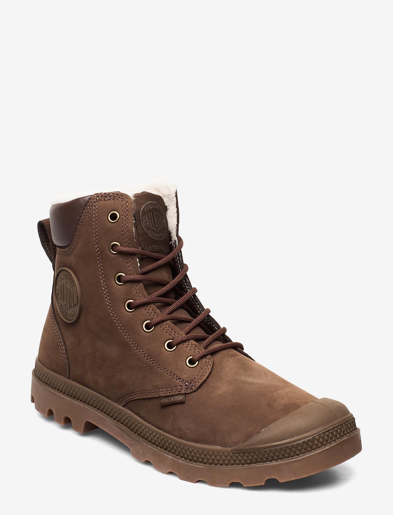 Palladium - Pampa Sport Cuff WPS - winter boots - carafe - 0
