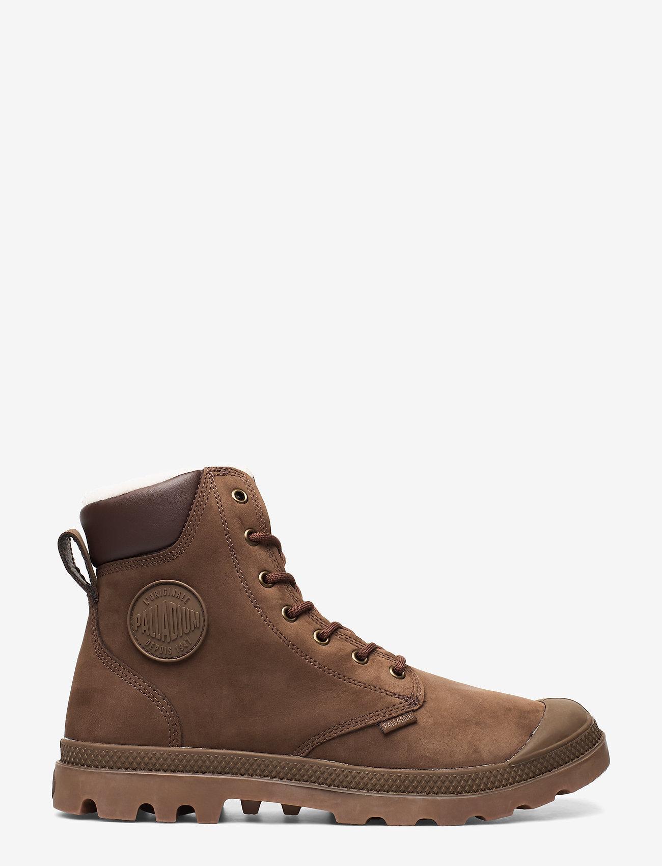 Palladium - Pampa Sport Cuff WPS - winter boots - carafe - 1