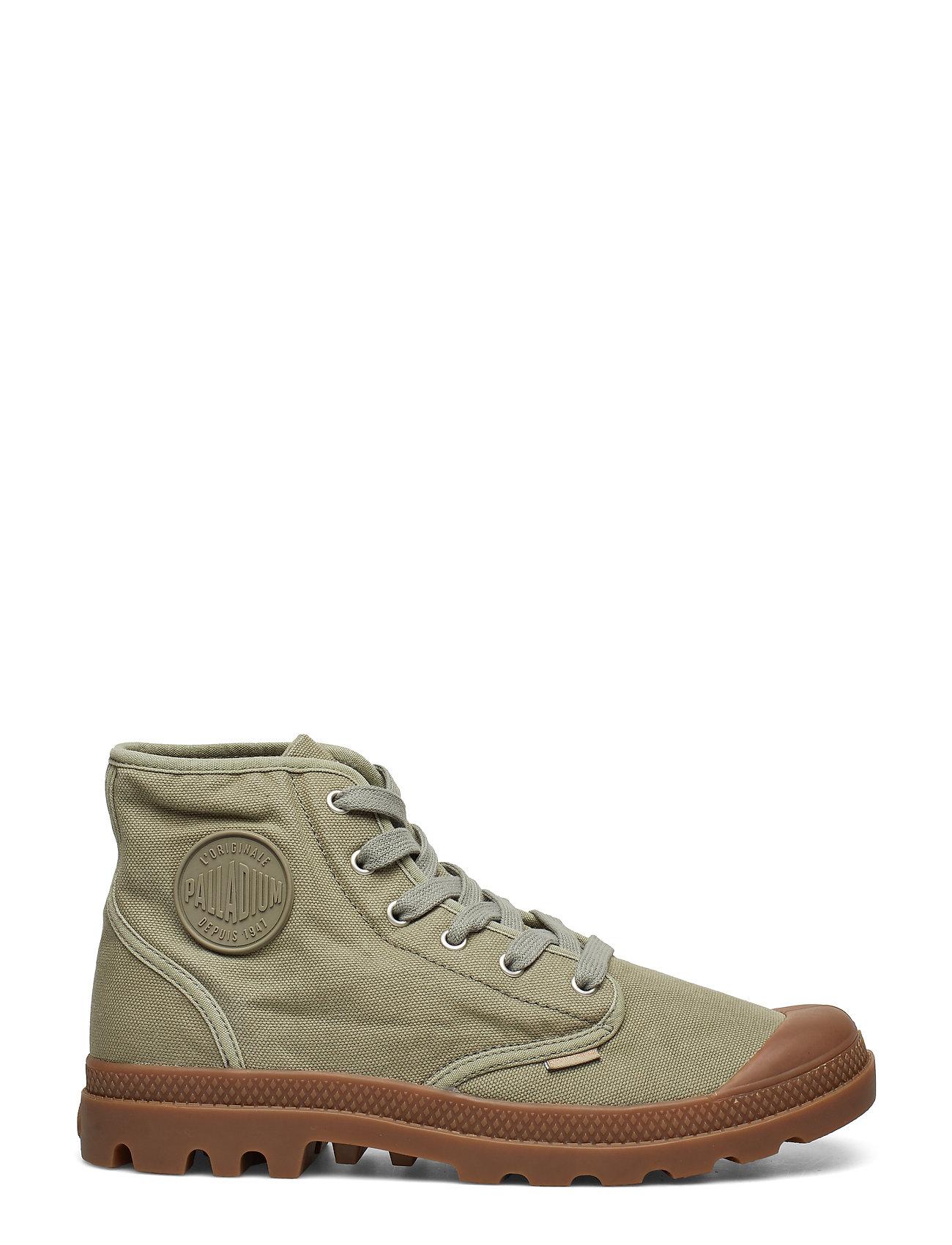1fe0c2cc930 Palladium sneakers – Pampa Hi Men til herre i Sort - Pashion.dk