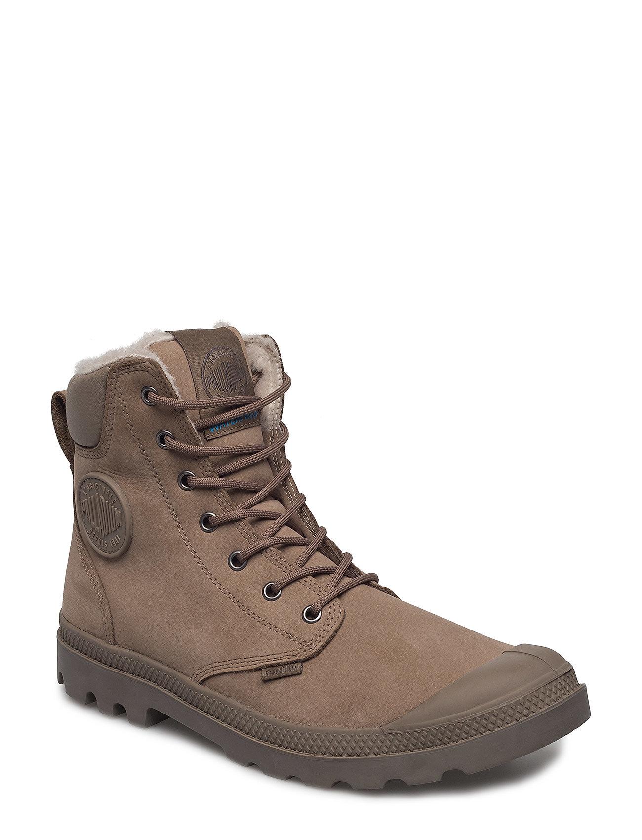 cf0937e38f7 Sport Cuff Wps støvler fra Palladium til herre i SAFARI - Pashion.dk