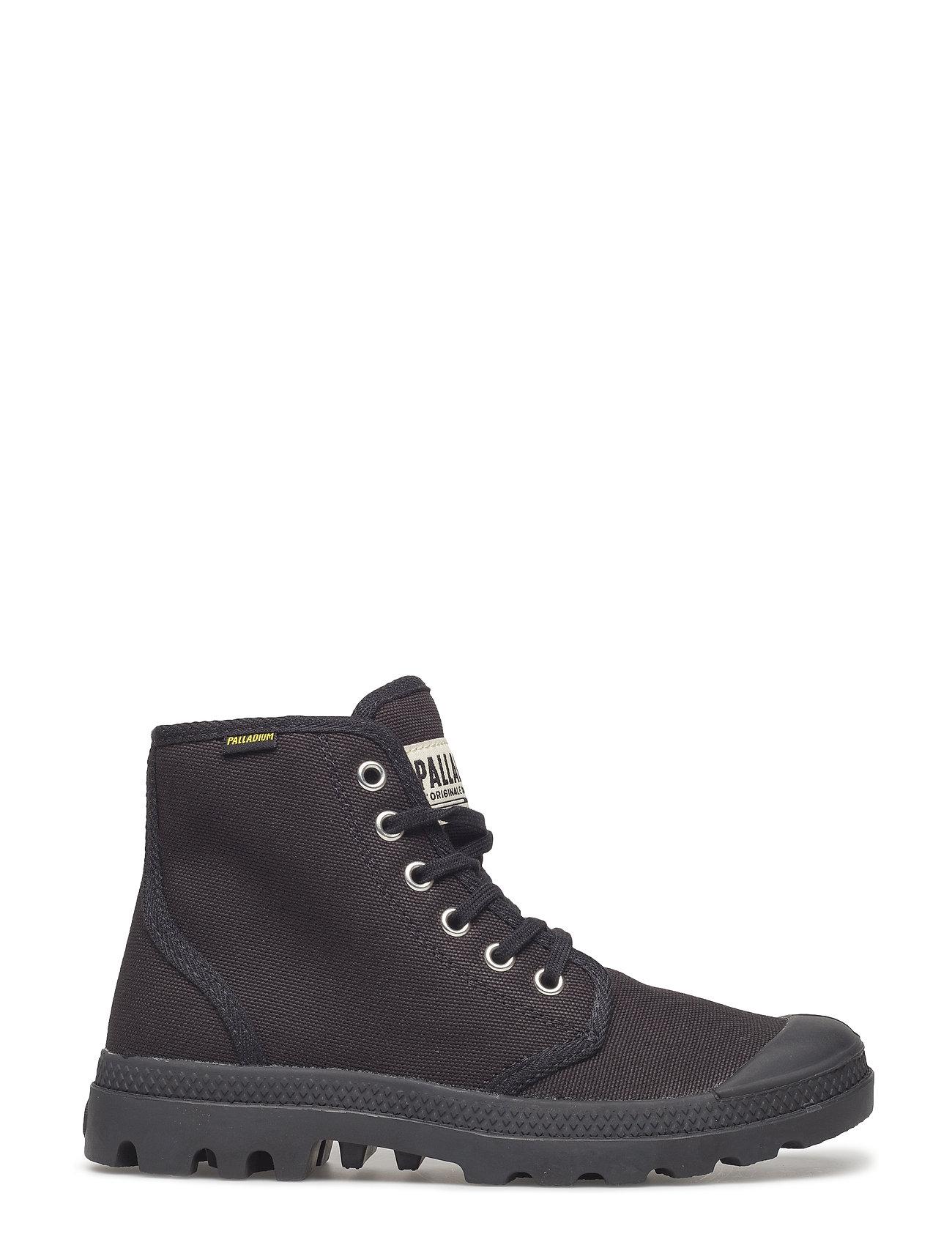 Pampa Hi Orginale High-top Sneakers Sort Palladium