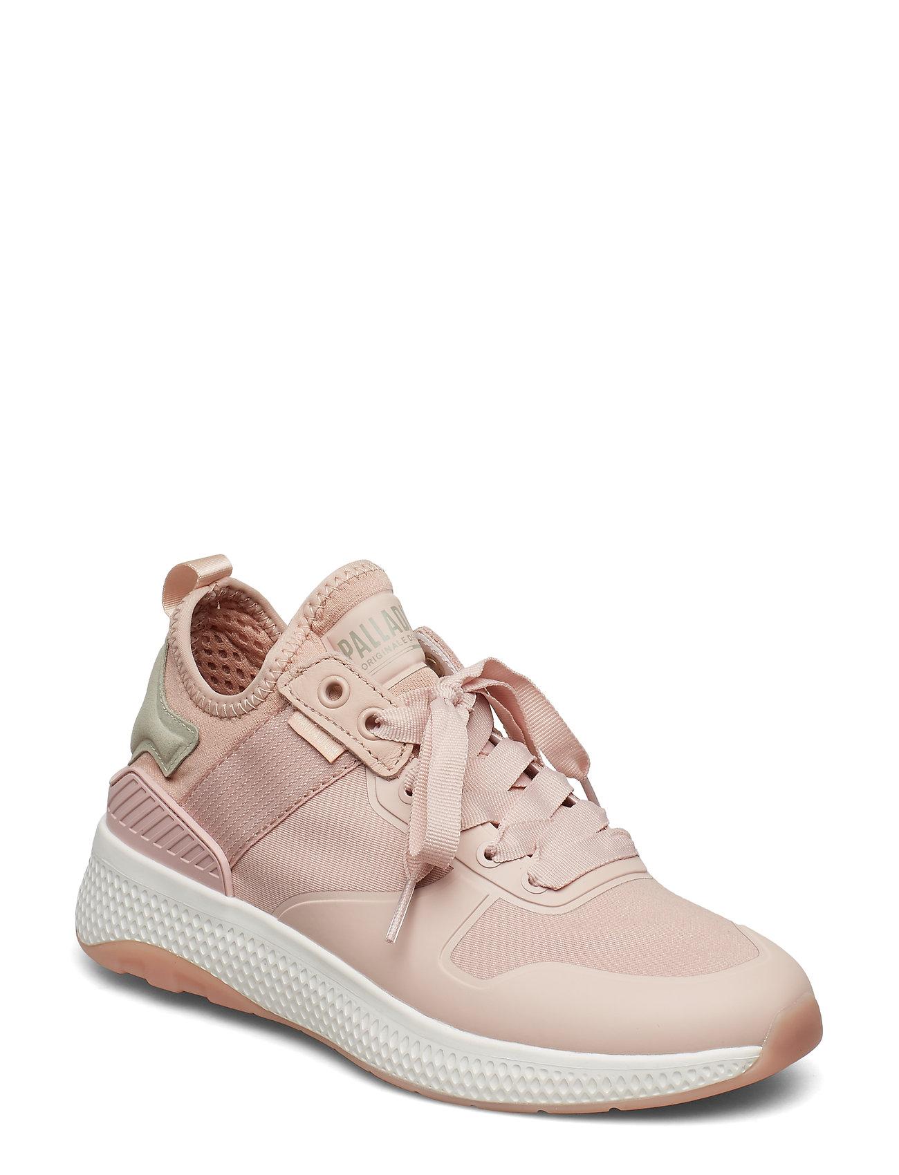 d380bfcebdb Palladium sneakers – Ax_eon Army Run Silk til dame i Sort - Pashion.dk