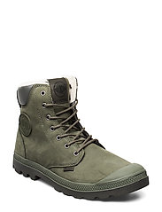 Pampa Sport Cuff WPS - OLIVE NIGHT