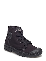 Pampa Hi Ladies - BLACK