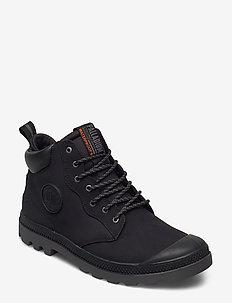 Sportcuff Outside II WP+ L - höga sneakers - black