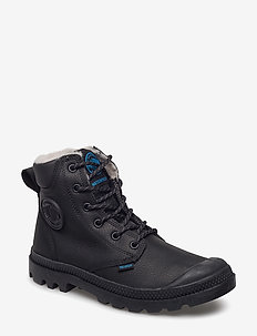 Pampa Sport Cuff WPS - winter boots - black
