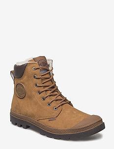 Pampa Sport Cuff WPS - vinter boots - mahogany