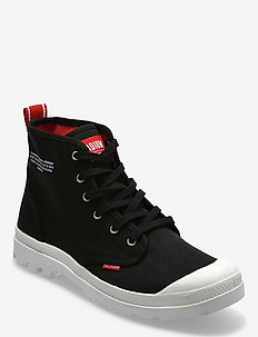 PAMPA HI DARE - hoog sneakers - black/star white