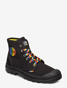 Pampa Pride - BLACK/RAINBOW