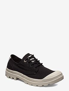 Pampa Ox Organic - sneakers med lav ankel - black