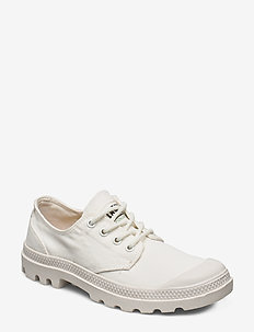 Pampa Ox Organic - sneakers med lav ankel - star white