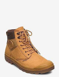 Pampa Shield WP+ LUX - vinter boots - amber gold