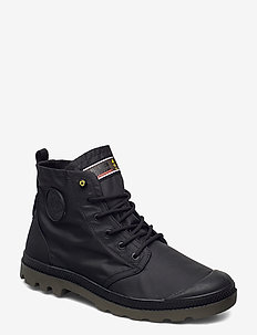 Pampa Rcycl WP+ - laced boots - black