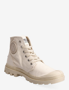 PAMPA HI ORGANIC II - hoog sneakers - light sand