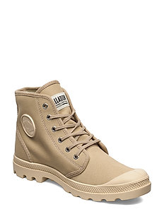 Palladium Pampa Baggy Nubuk Schuhe Sneaker High Top Unisex Boots 76434-257