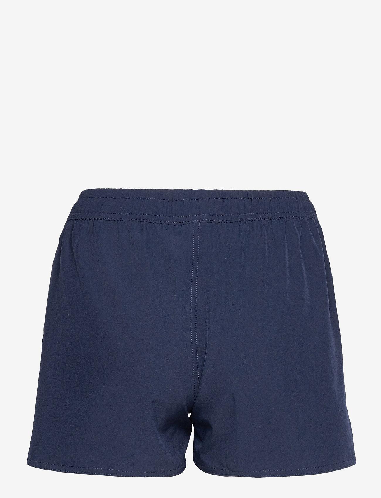 Panos Emporio - PANOS EMPORIO LUCCA SOLID SHORTS - shorts casual - navy - 1