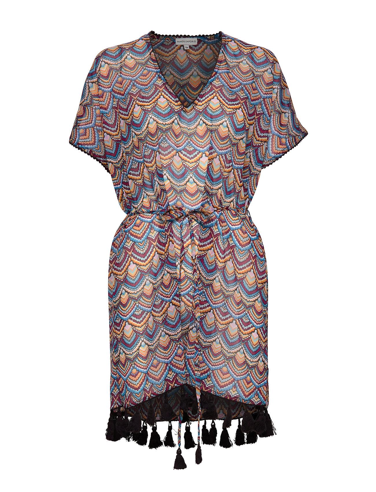 Image of Panos Ethnic Sifnos Dress Badetøj Multi/mønstret Panos Emporio (3362841329)