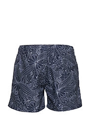 PANOS EMPORIO FLOWER FLOW MARIOS NAVY BOY SHORTS