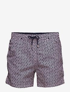 Meander - shorts de bain - pink sun