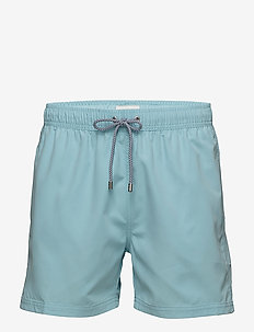APOLLO MIAMI - swim shorts - light demin blue