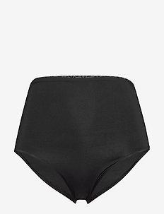 PANOS PANTHERA CHARA BTM - bikini bottoms - black