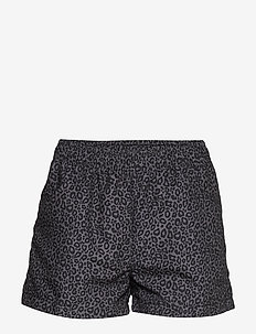 PANOS PANTHERA LUCCA SHORTS - shorts casual - black