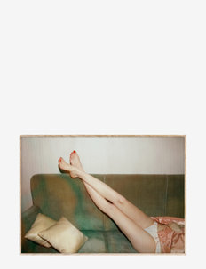 Resting Feet 01 70x50 - interiør - multi