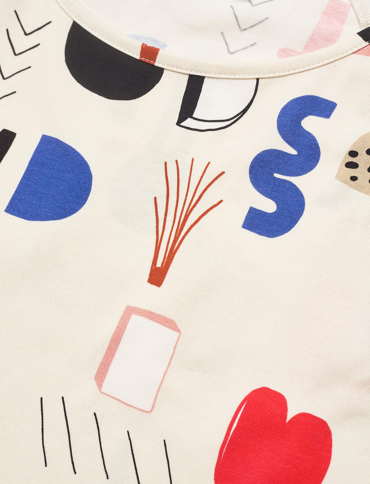 Papu - Kanto short sleeve dress Secret Worlds - sommerkjoler - multicolor - 2