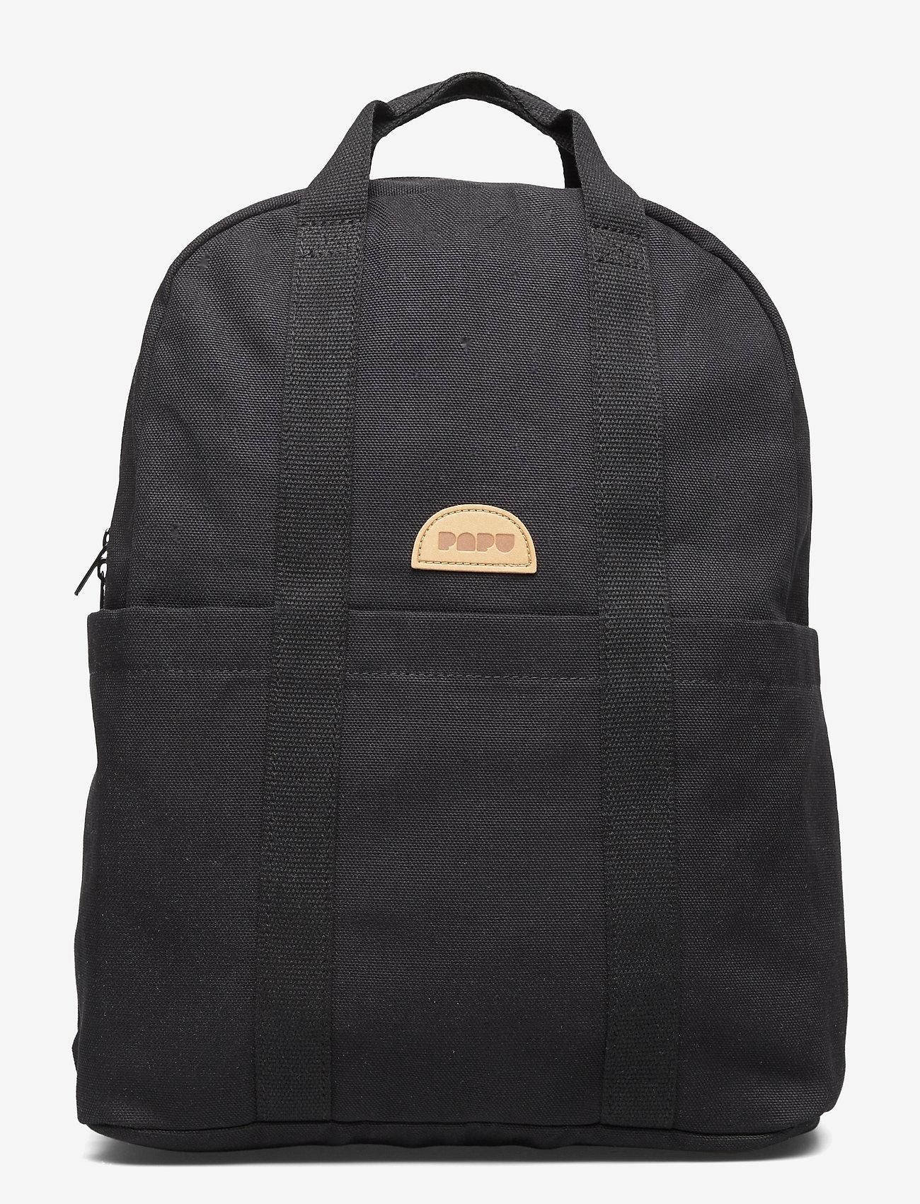 Papu - Backpack - bags - black - 0