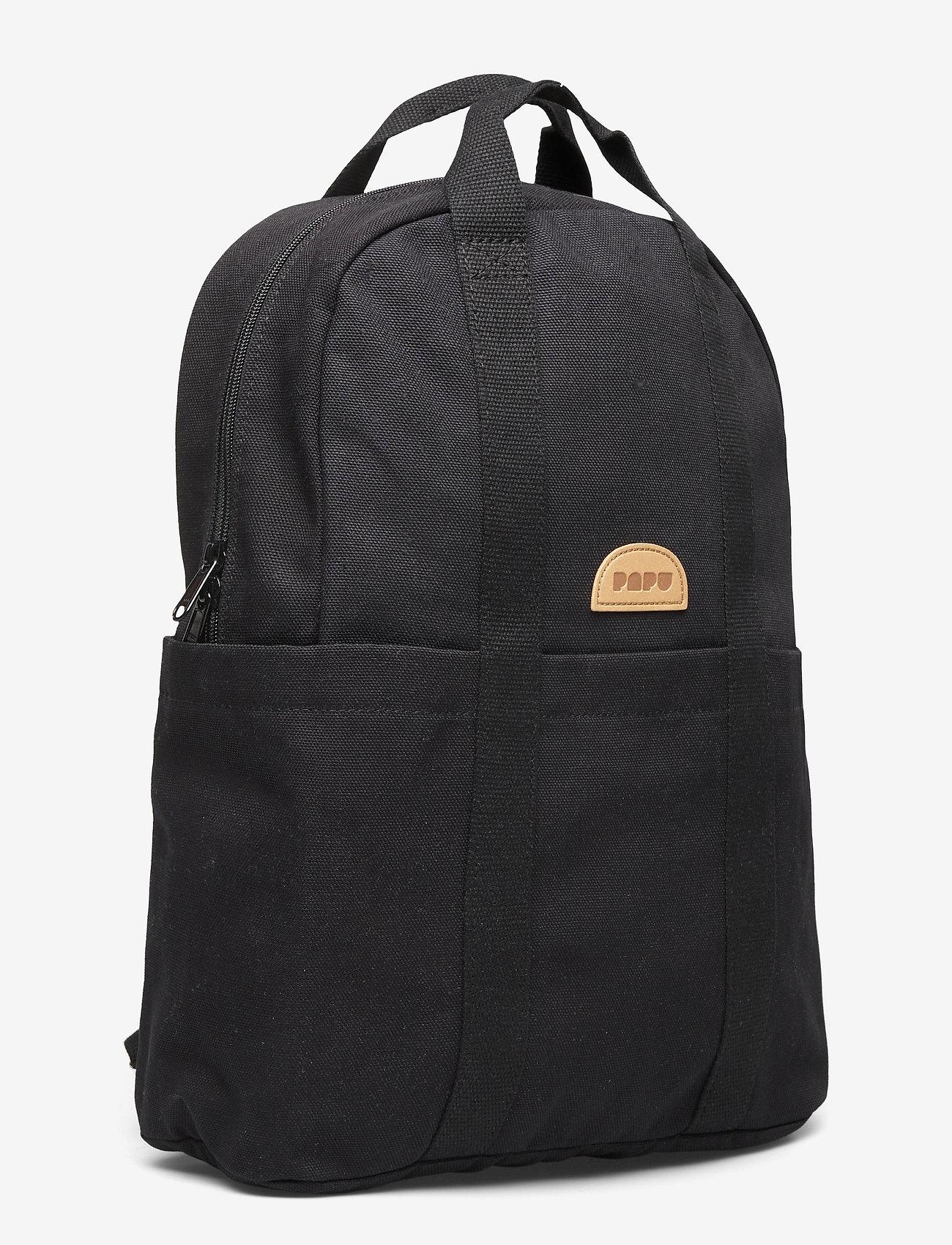 Papu - Backpack - bags - black - 2