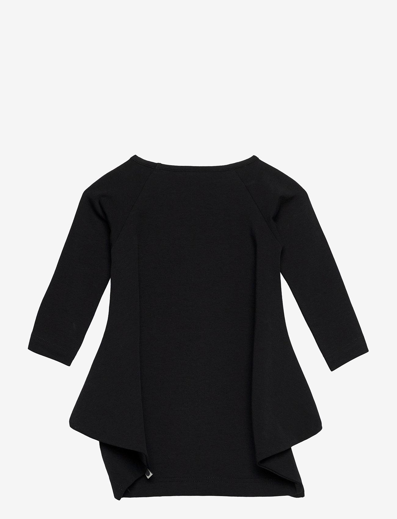 Papu - KANTO DRESS KID - kleider - black - 1