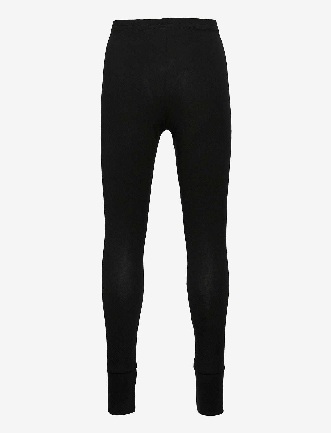 Papu - PATCH LEGGINGS KID - leggings - black, stone grey - 1