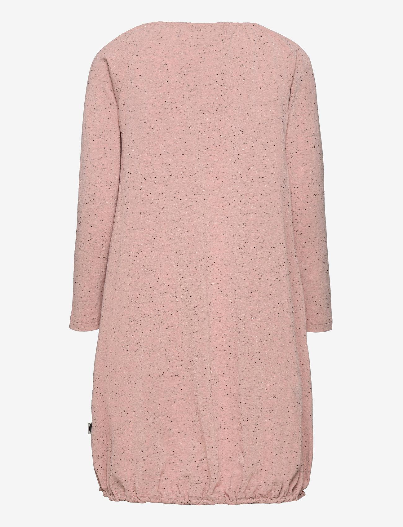 Papu - Pounch dress Bunny - kleider - melange pink - 1