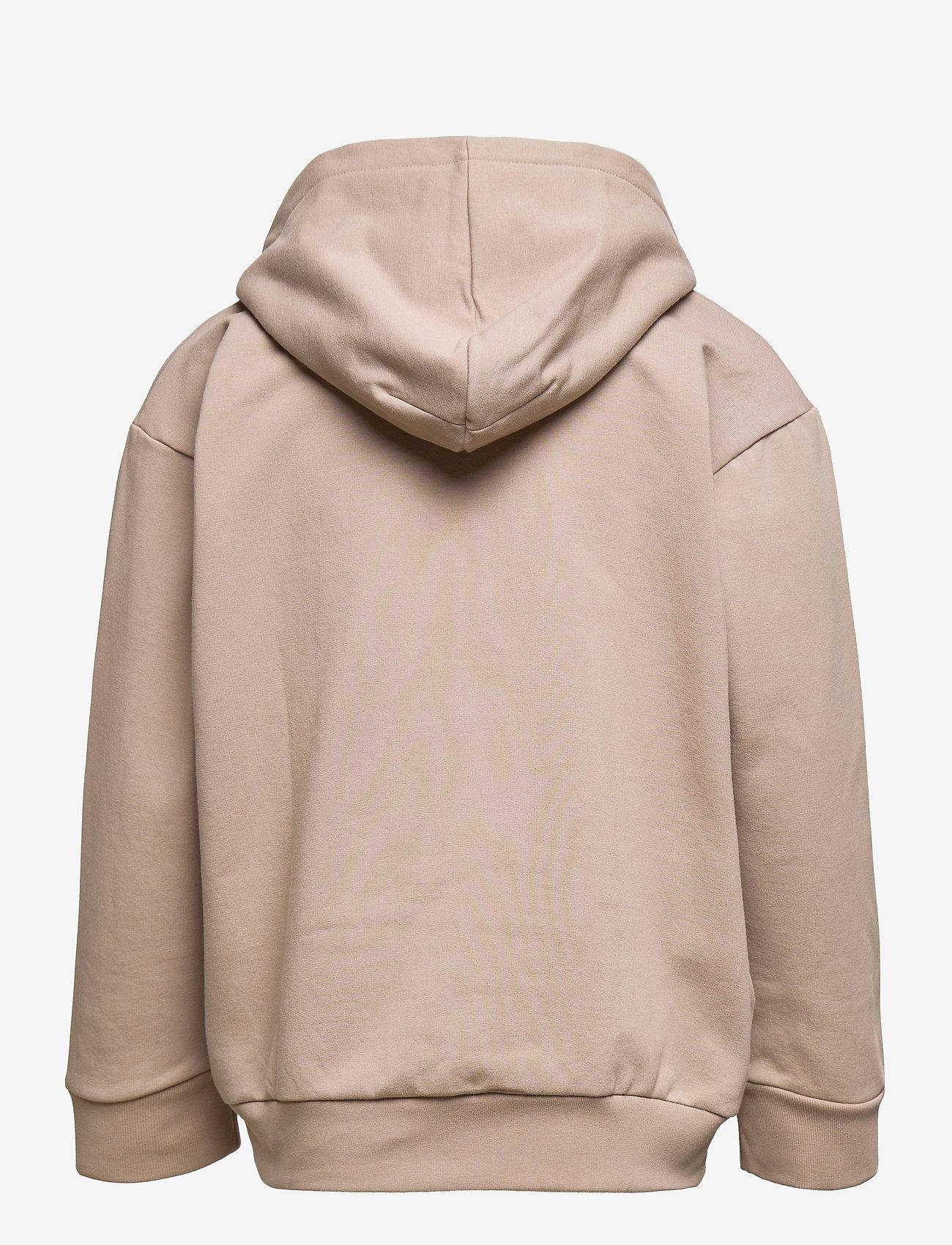 Papu - Pivot zip hoodie - kapuzenpullover - vole grey - 1