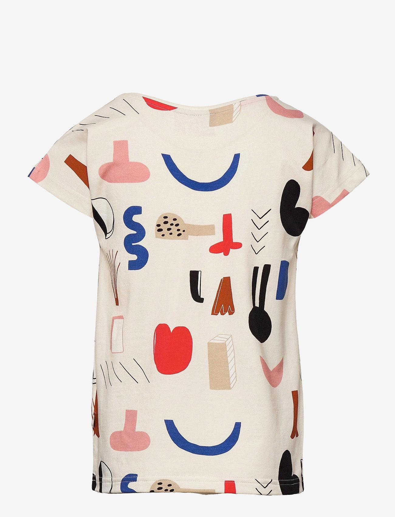 Papu - T-top Secret Worlds - t-shirts - multicolor - 1