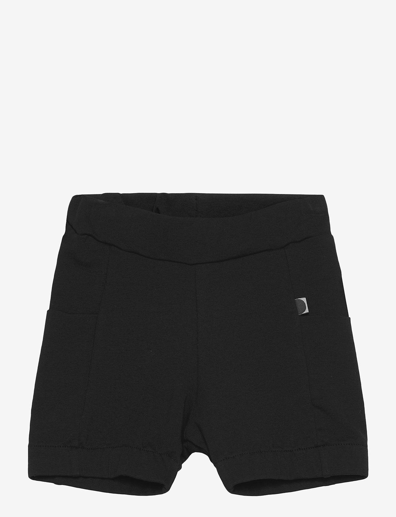 Papu - Tight pocket shorts - shorts - black - 0