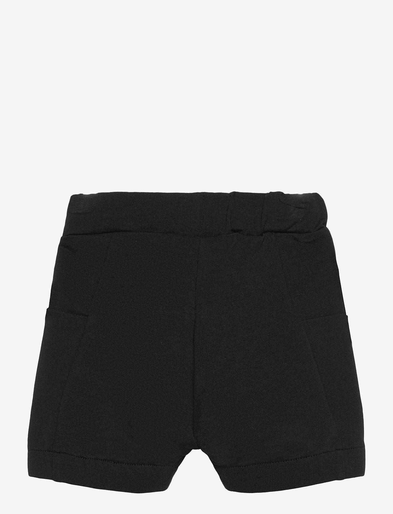 Papu - Tight pocket shorts - shorts - black - 1