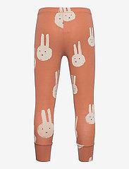 Papu - Fold leggings Best Bunnies - leggings - multicolor - 1