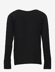 Papu - Fold shirt Curious - langärmelig - black - 1